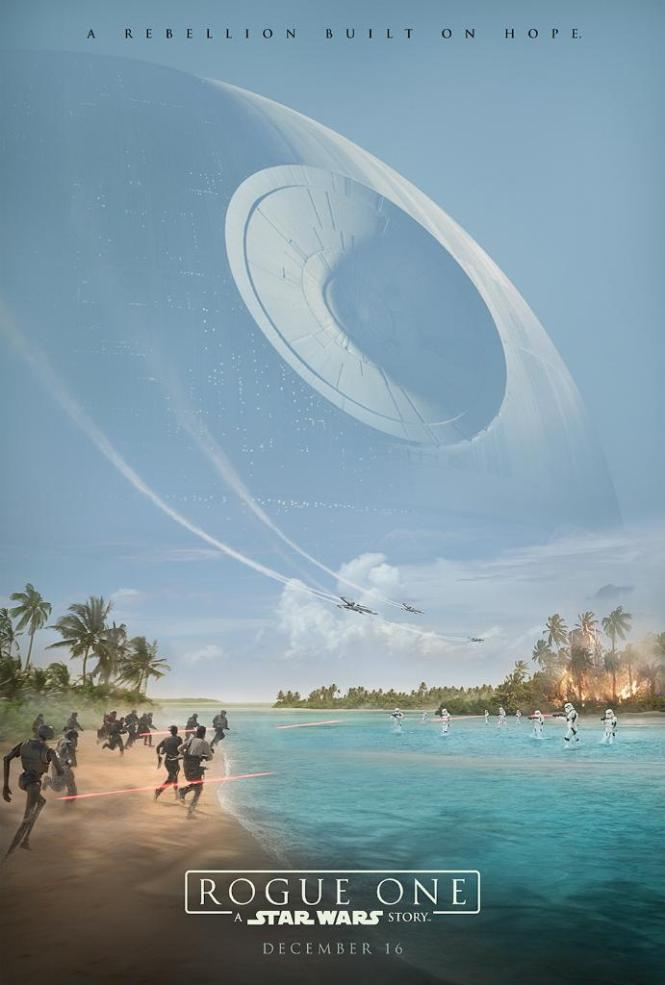 rogue one-poster